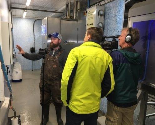 Parkend Farm @ Euronews Knowledge November 2017