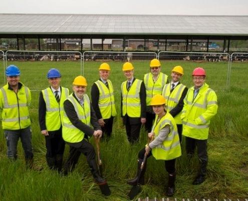 Newport Agri-EPI Centre Harper Adams Dairy Farm