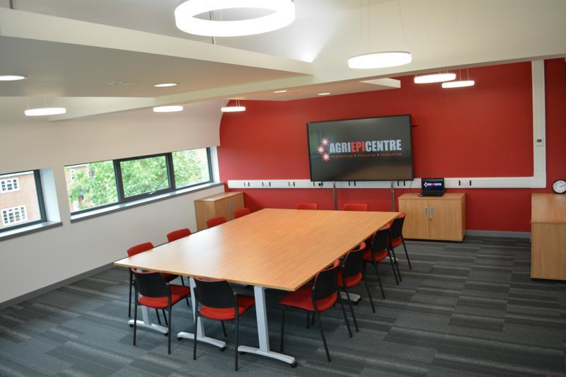 Newport Hub Agri-EPI Centre