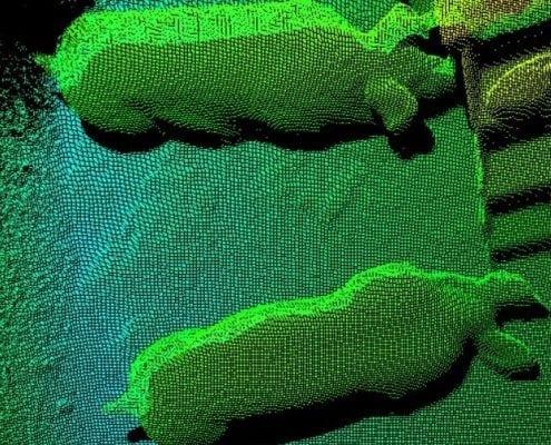 TailTech - 3D cameras alert farmers to pig behaviour problems