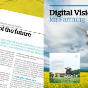 Digital Vision for Farming - Dairy farm of the Future