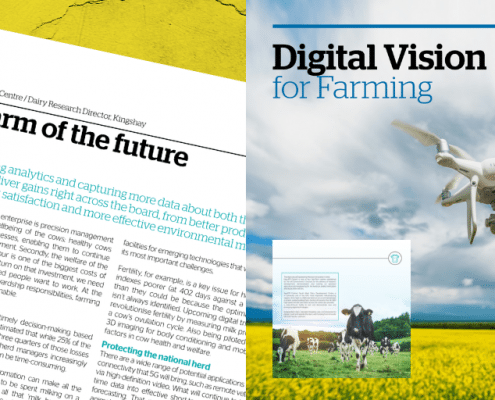 Digital Vision for Farming - Dairy farm of the Future